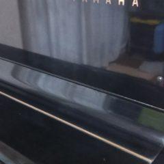 55年前のヤマハピアノ