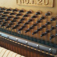 ピアノは何年もつか 寿命は?