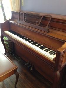 ヤマハ 輸出用ピアノ
